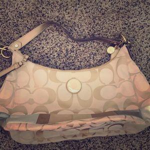 Coach purse perfect condition